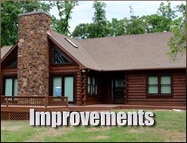 Log Home Improvement  Augusta County, Virginia